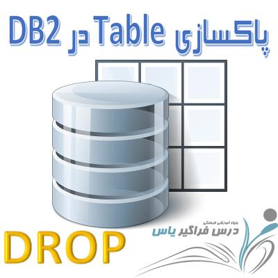 پاکسازی Table در DB2