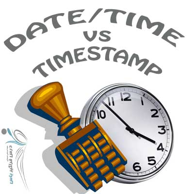 DATE/TIME VS TIMESTAMP